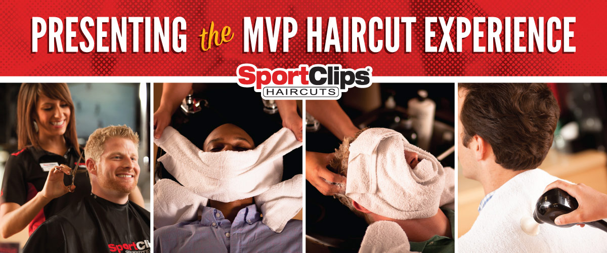 The Sport Clips Haircuts of Florence - Market Square MVP Haircut Experience